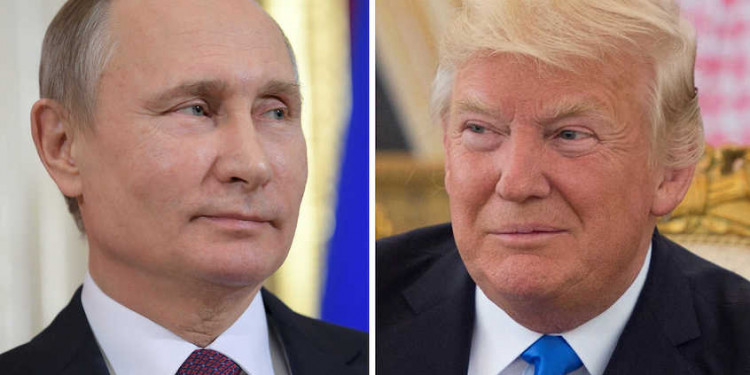 Putin Rejects Trump's Criticism of Biden Family Business
