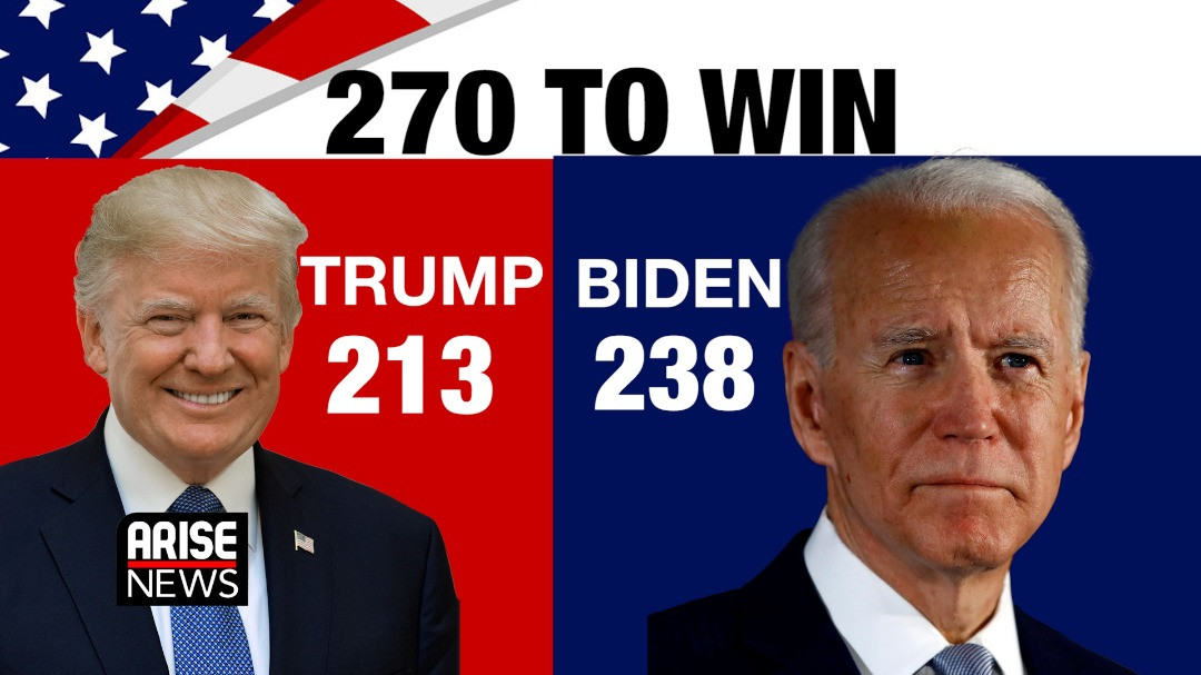 Pennsylvania, Georgia, Michigan Hold Key as Knife-edge US Election Goes to the Wire