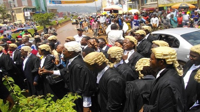 Lawyers Boycott Courts in Cameroon