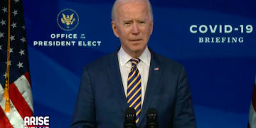 Domestic Terrorists': Watch Biden Slam Pro-Trump Mob – Arise News