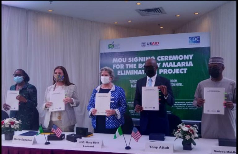 US Signs MOU with NLNG to Make Bonny Island Malaria-free Zone – Arise News